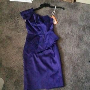 Karen Miller cocktail dress NWT  DM106